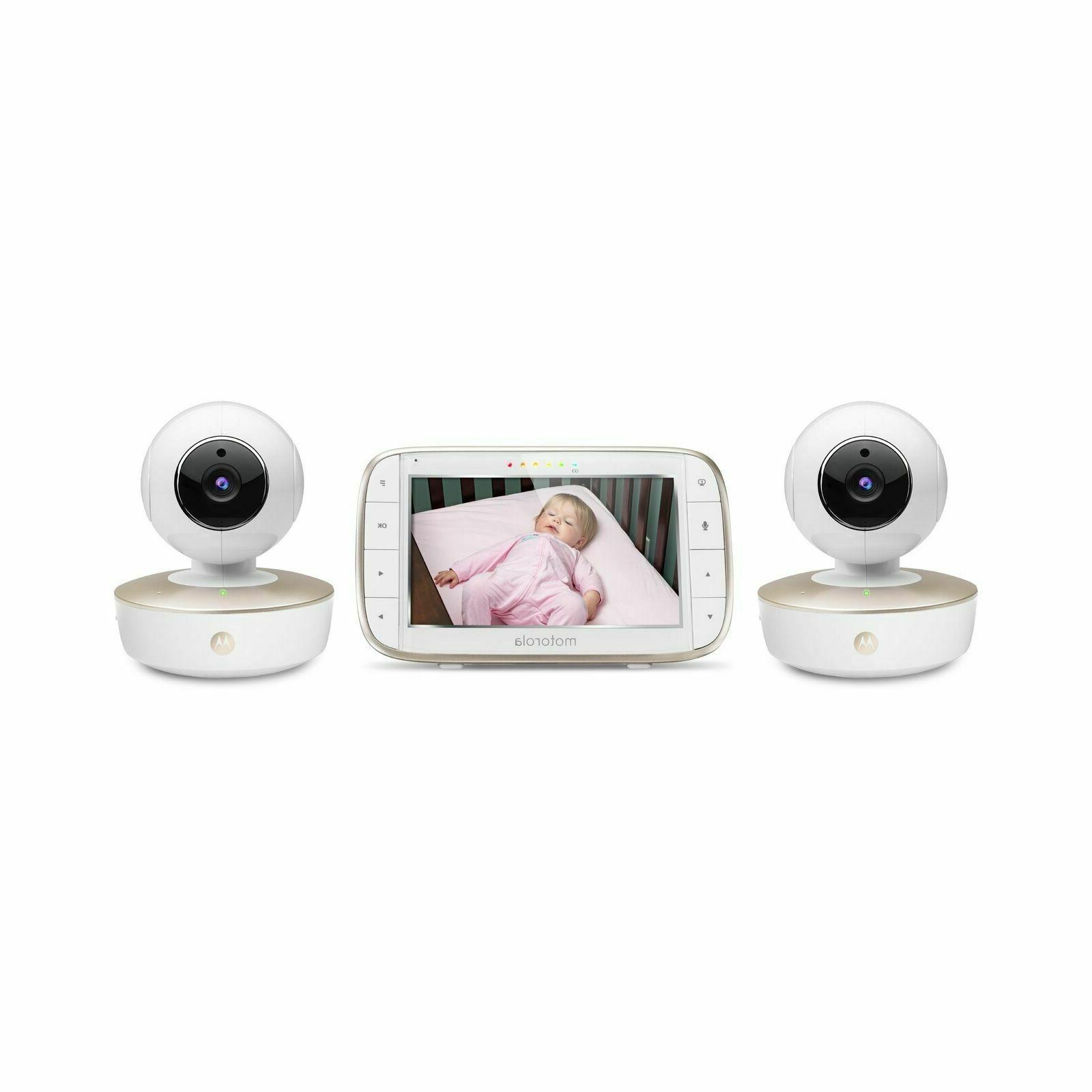 mbp50 g2 5 portable video baby monitor