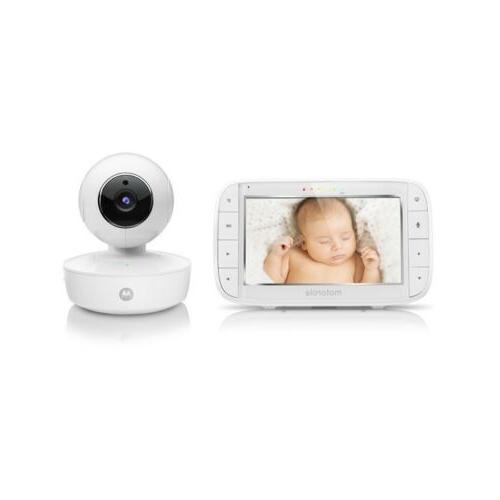 mbp50bu 5 video baby monitor with two