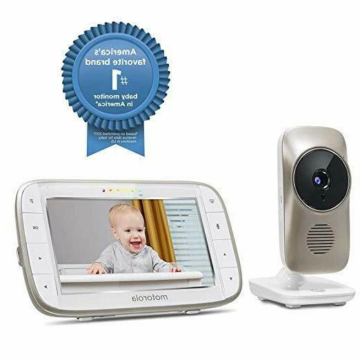 Motorola MBP845CONNECT Baby with Wi-Fi