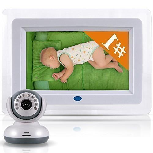"-7"" screen across total unit 10.5"" - Version Designer Feature Rich Premium Camera Wireless /"