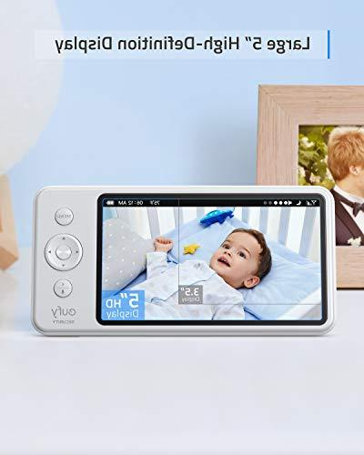 Baby SpaceView Pioneering LCD Display, 110° Lens Included, Up to 460 Range, Vision, Battery