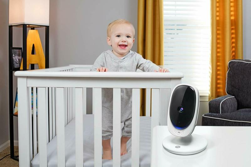 Motorola Baby Monitor Color and Cameras with