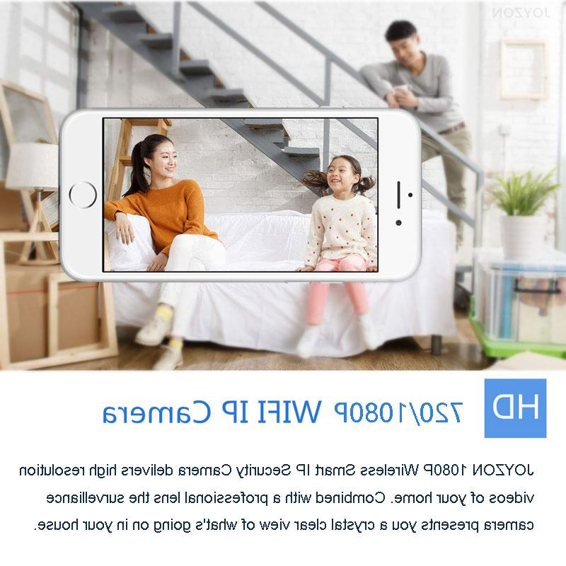 Newest 1080P HD <font><b>Monitor</b></font> IP WiFi Wireless Auto <font><b>Vision</b></font> Home Security Surveillance CCTV Cam