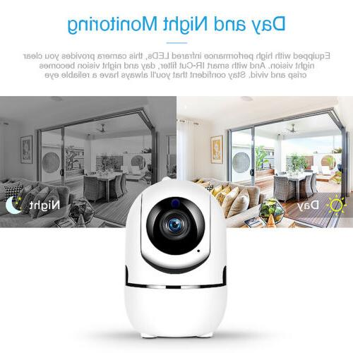 Original Tracking IP Camera