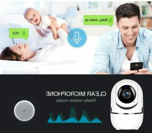 Original Tracking IP Camera Baby Monitor Home