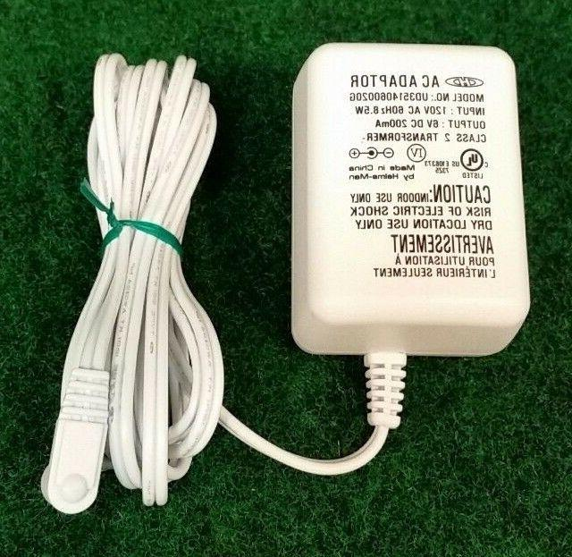 power supply adapter for baby monitor 6v