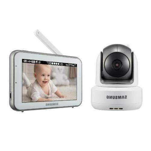 Samsung Bright Baby Monitoring Night Camera