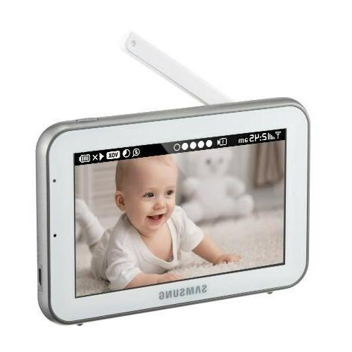 Samsung SEW-3043W Bright Baby Night PTZ Camera