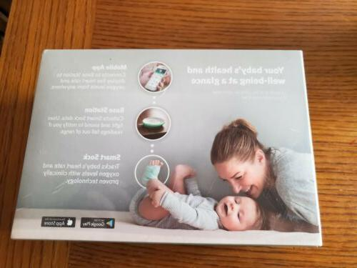 Owlet Baby And Heart Monitor Month, nib
