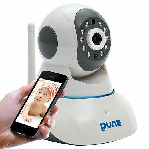 SALE Baby Monitor V2 - WiFi Video Camera With Audio For IPho
