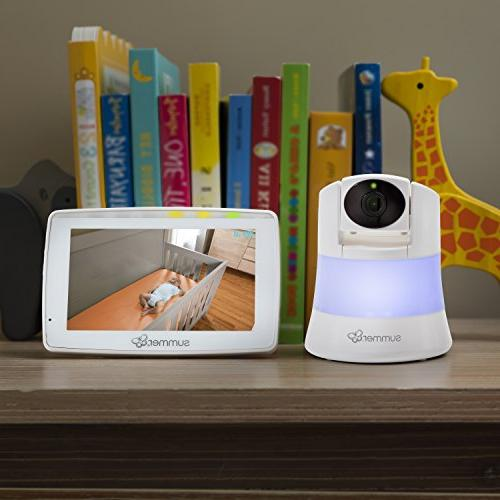 Summer VIEW 2.0 Baby Monitor