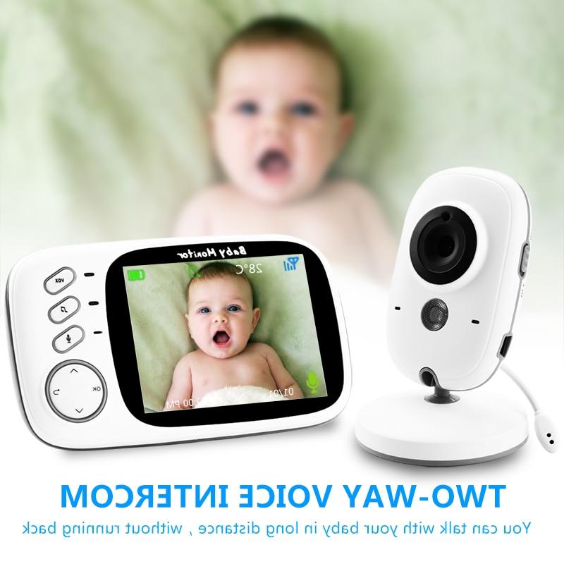 vb603 wireless video color font b baby