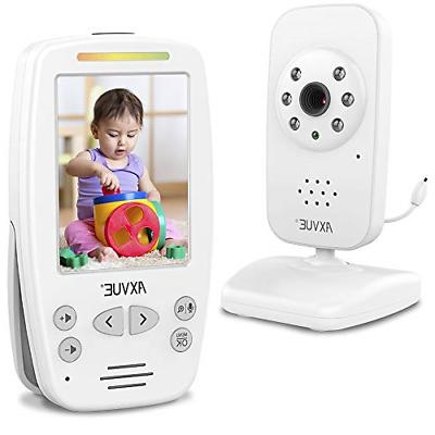 HelloBaby Video Baby Monitor with Night Vision Camera, Tempe