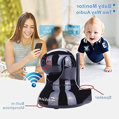 Video Quads Baby Monitor, Pet Way