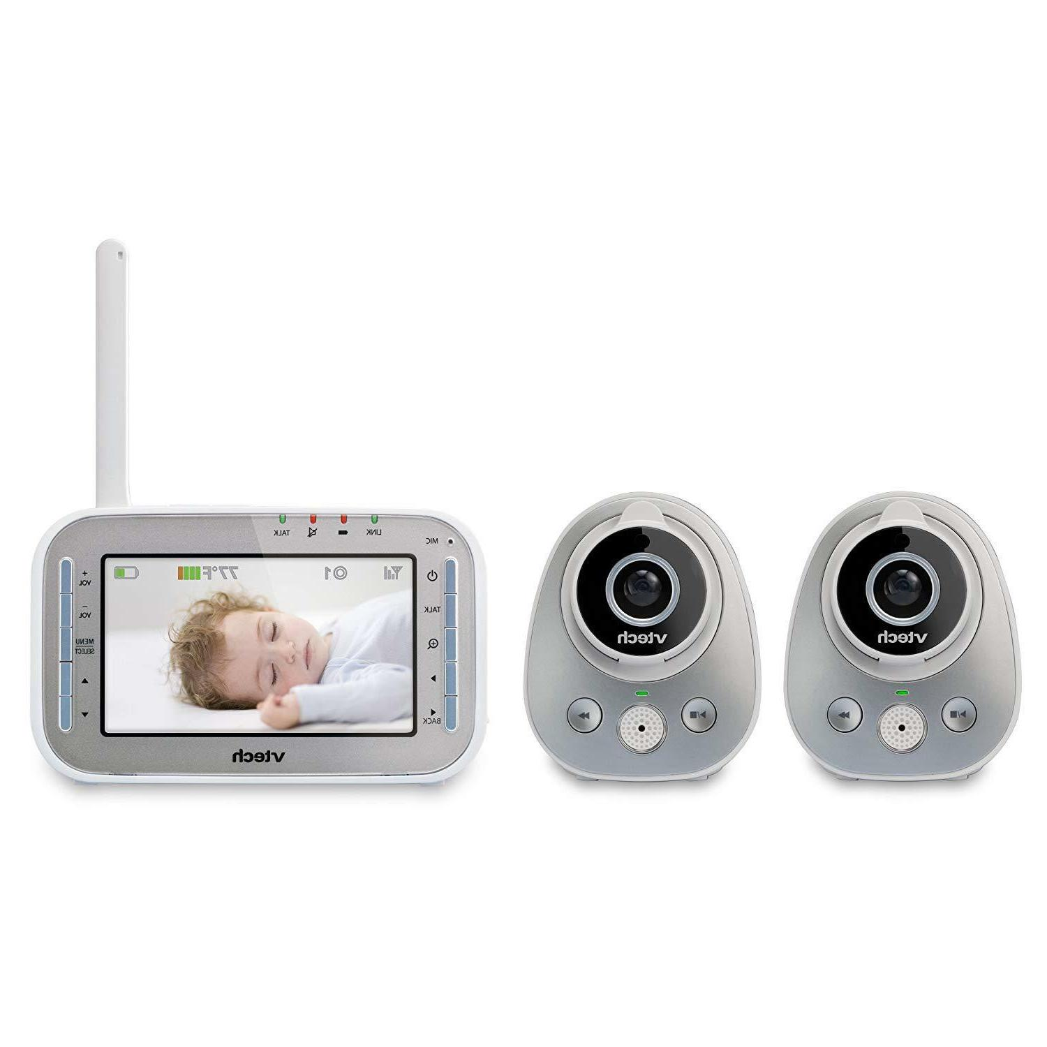 VTech Video Monitor with Wide-Angle Lens with