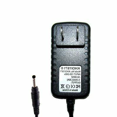 WALL charger AC adapter for MOBICAM DXR 70204 baby monitor 5