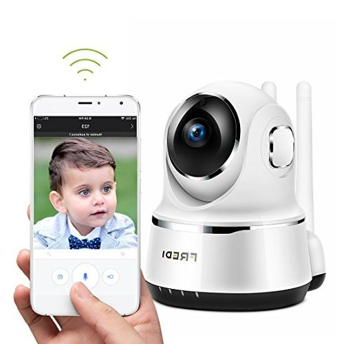 wireless baby monitor security ip
