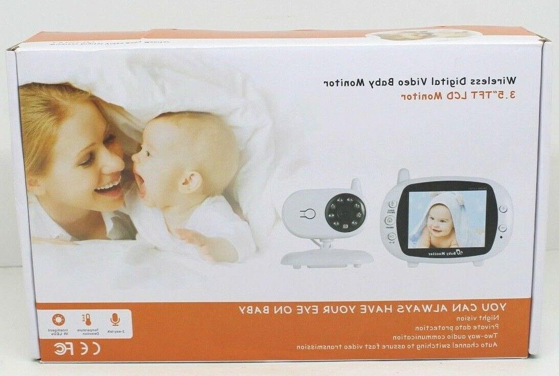 wireless digital baby monitor replacement new in