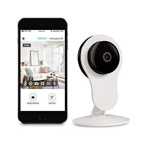 Wireless Home Security IP Camera - HD 1080P Surveillance Hom