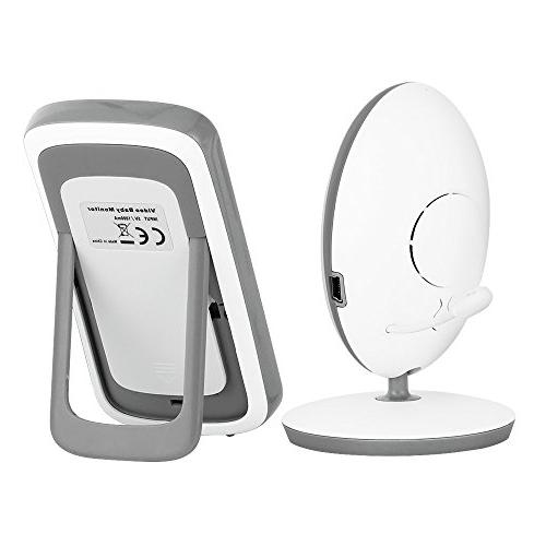 Wireless with Camera Way Monitor for Baby