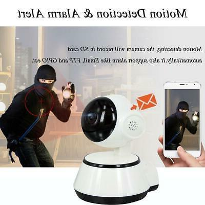 Wireless Pan/Tilt Security Network Night WIFI