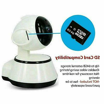 Wireless Network CCTV IP Night WIFI