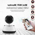 Wireless 720P Pan Tilt WiFi Baby Monitor Home Security IP Ca