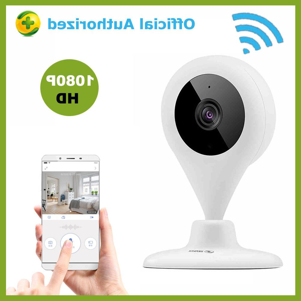 HD 1080P Wireless Smart Camera Home Security Detector Video