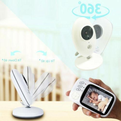 Wireless Color Monitor 3.2Inches 2 Babysitter