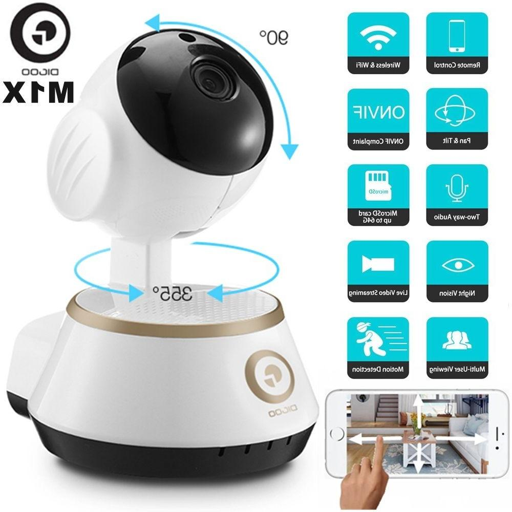 Digoo 960P Wireless IP Camera Security Baby Monitor
