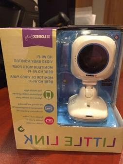 LorexBaby LBN511 Little Link HD WI-FI Video Baby Monitor