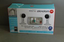 Motorola LUX65CONNECT2 5 inch Video Baby Monitor