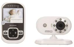 Motorola MBP18 Digital Wireless Video Baby Monitor with 1.8-