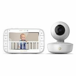 "Motorola MBP36XL baby monitor 5"" Portable Video Baby Monitor"