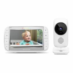 Motorola MBP48 Digital Video Audio Baby Monitor with 5-Inch