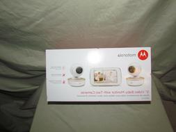 Motorola MBP50-G2 Digital Video Baby Monitor with 5-inch Col