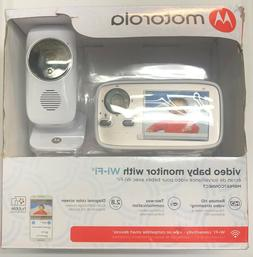 "Motorola MBP667CONNECT 2.8"" Hubble Video Baby Monitor Zoom C"