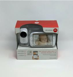 """Motorola MBP844CONNECT 5"""" Video Baby Monitor with Wi-Fi Inte"""