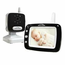"Aurola Baby Monitor with 3.5"" LCD Screen, Digital Camera, In"