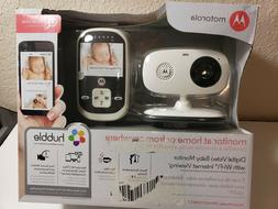 Motorola MBP662Connect Digital Video Baby Monitor with Wi-Fi
