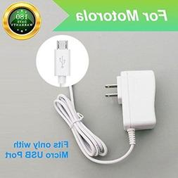 For Motorola Baby Monitor Charger Power Cord Replacement Ada