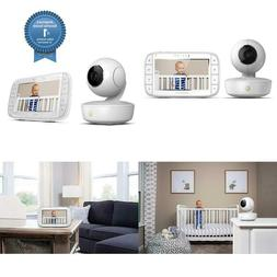 "Motorola Mbp36Xl Video Baby Monitor Pan/Tilt/Zoom 5"" Color"
