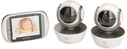 "Motorola WiFi 3.5"" Video Monitor with 2 Cameras - MBP853CONN"