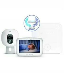 NEW 3in1 Angelcare AC527 Baby Monitor 5'' Screen display