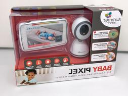 "NEW Summer Infant Baby Pixel 5"" Touchscreen Color Video Came"