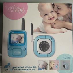 New Infant Optics DXR-5 Portable Video Baby Monitor & Camera