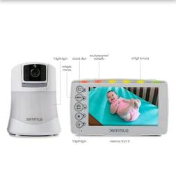 NEW Summer Infant in view 2.0 PLUS Digital Color Video Baby