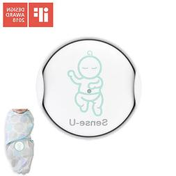 Sense-U Baby Newborn Breathing Movement Monitor with Free Sw