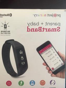 New Project Nursery Parent and Baby SmartBand - Black