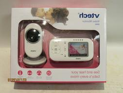 "NEW VTECH Video Baby Monitor 2.4"" LCD Two-Way 1000 Ft. w/ In"
